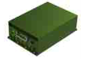 Track Power supply unit for 3D surveillance Radar
