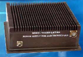 Gun Control System Power Supply